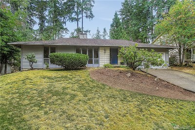 Kirkland Single Family Home For Sale: 14318 117th Place NE