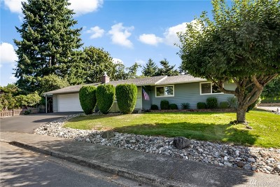 Des Moines Single Family Home For Sale: 662 S 196th St