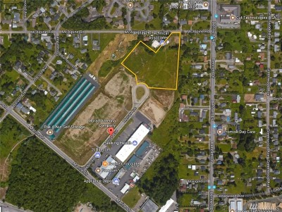 Whatcom County Residential Lots & Land For Sale: 860 Mercer Ave