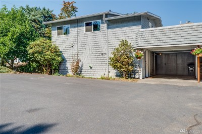 Tumwater Condo/Townhouse For Sale: 822 N 6th Ave SW