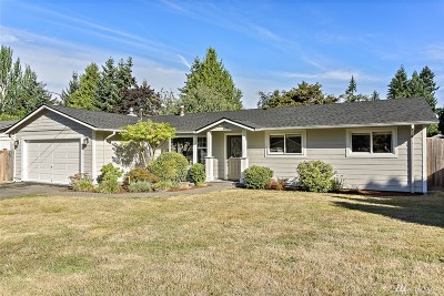 Kirkland Single Family Home For Sale: 8714 NE 140th St