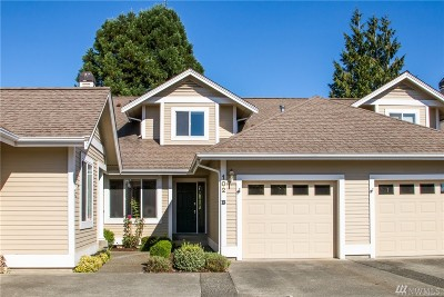 Lynden Condo/Townhouse Contingent: 102 W Maberry Dr #B