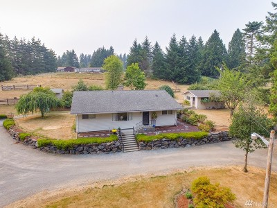Marysville Single Family Home For Sale: 3920 Densmore Rd
