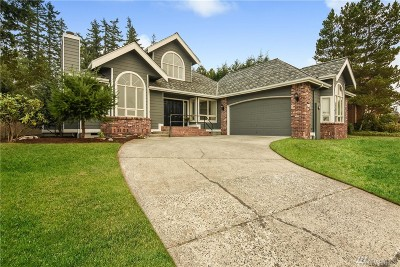 Bellingham WA Single Family Home For Sale: $629,950