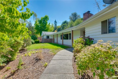 Gig Harbor Single Family Home For Sale: 4810 70th Ave NW