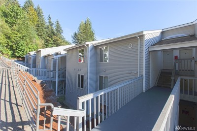 Bothell Condo/Townhouse For Sale: 17300 91st Ave NE #D101