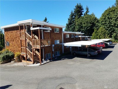 Federal Way Condo/Townhouse For Sale: 28418 16th Ave S #202