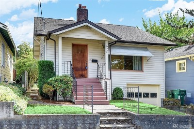 Single Family Home For Sale: 6552 7th Ave NW