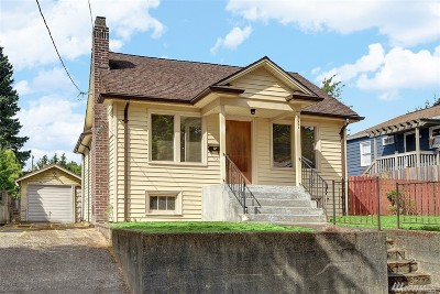 Seattle Single Family Home For Sale: 6553 7th Ave NW