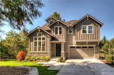 Redmond Single Family Home For Sale: 17245 NE 112th Wy