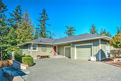 Anacortes Single Family Home For Sale: 2714 Washington Blvd