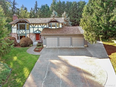 Puyallup Single Family Home For Sale: 1901 36th Place SE