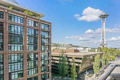 Seattle Condo/Townhouse For Sale: 2821 2nd Ave #702