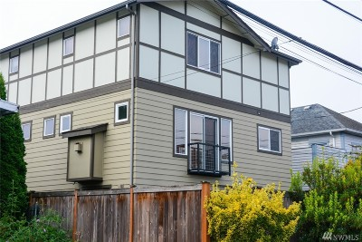 Single Family Home For Sale: 1143 N 85th St #A