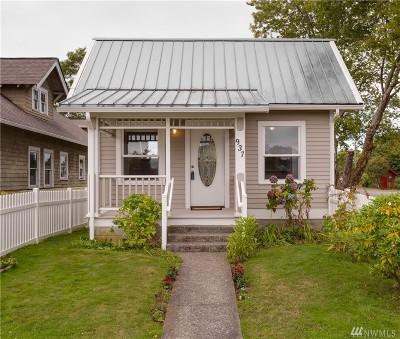 Blaine Single Family Home For Sale: 937 4th St