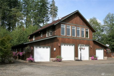 McCleary Single Family Home For Sale: 15 Overlake Lane