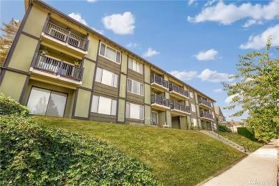 Tacoma WA Condo/Townhouse For Sale: $215,000
