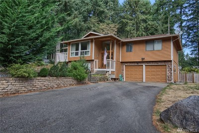 Gig Harbor Single Family Home For Sale: 6709 77th St Ct NW