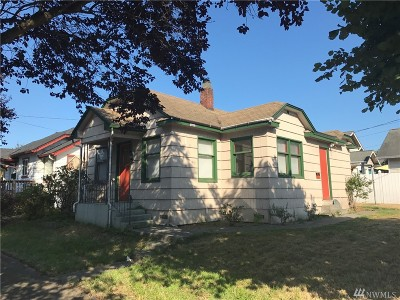 Everett Single Family Home For Sale: 3307 26th St
