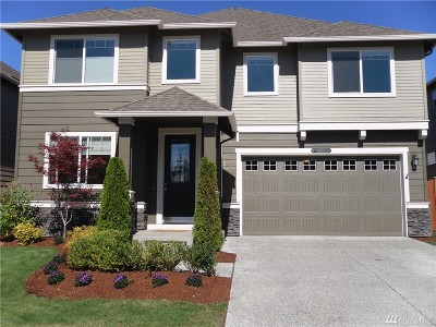 Snohomish Single Family Home For Sale: 4433 139th Place SE
