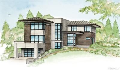 Mercer Island Single Family Home For Sale: 8255 SE 31st St