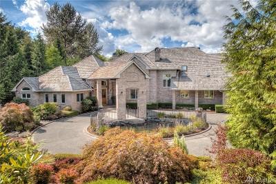 Redmond Single Family Home For Sale: 3707 259th Wy NE