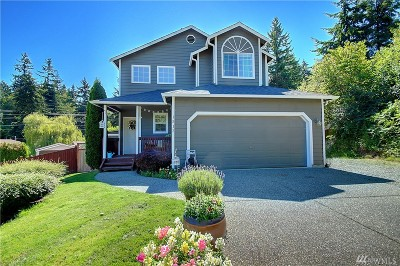Everett Single Family Home For Sale: 1512 49th Place SW