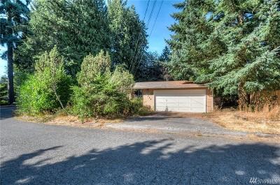 Kirkland Single Family Home For Sale: 12920 NE 78th Place