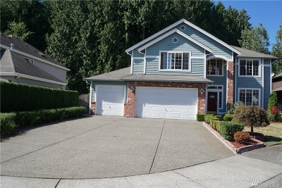 Bothell Single Family Home For Sale: 19314 3rd Ave W