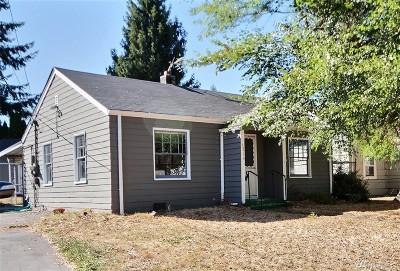 Tacoma WA Single Family Home For Sale: $169,000