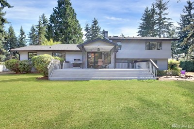 Lake Tapps WA Single Family Home For Sale: $624,950