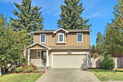 Kenmore Single Family Home For Sale: 8008 NE 183rd St