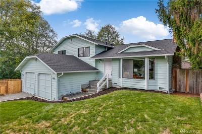 Edmonds Single Family Home For Sale: 15428 48th Ave W