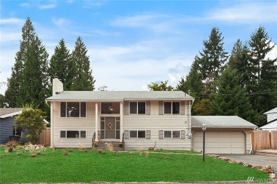 Bellevue Single Family Home For Sale: 6209 127th Ave SE