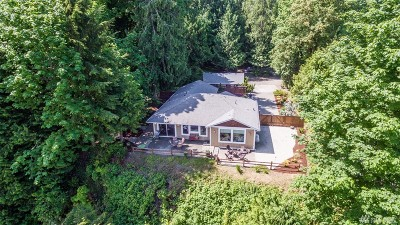 Gig Harbor Single Family Home For Sale: 177 Raft Island Dr NW