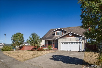 Blaine Single Family Home For Sale: 7332 Seashell Wy