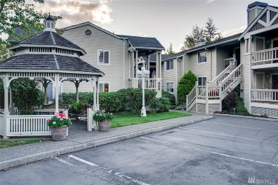 Edmonds Condo/Townhouse For Sale: 432 3rd Ave S #B204