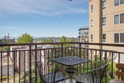 King County Condo/Townhouse For Sale: 1711 E Olive Wy #313