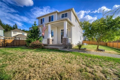 Puyallup Single Family Home For Sale: 18129 97th Ave E