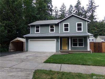 Olympia Single Family Home For Sale: 1505 Fir St NE