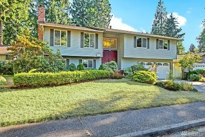 Kirkland Single Family Home For Sale: 10523 NE 144th St
