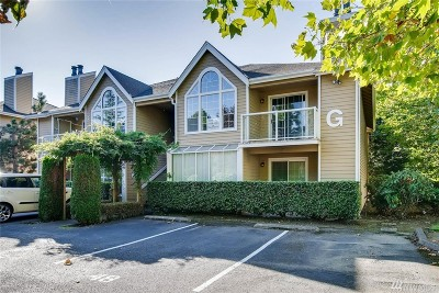 Lynnwood Condo/Townhouse For Sale: 16419 Spruce Wy #G3