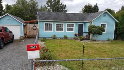 Lake Stevens Single Family Home For Sale: 12102 22nd St NE