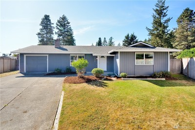 Covington Single Family Home For Sale: 16950 SE 255th Place