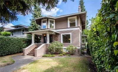 King County Single Family Home For Sale: 900 18th Ave E