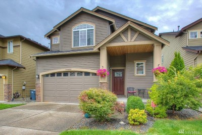 Puyallup Single Family Home For Sale: 19002 87th Av Ct E