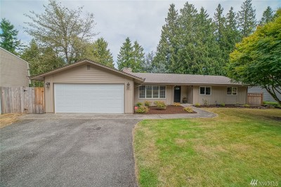 Gig Harbor Single Family Home For Sale: 5401 25th Ave NW
