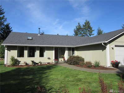 Single Family Home For Sale: 1050 W California Rd