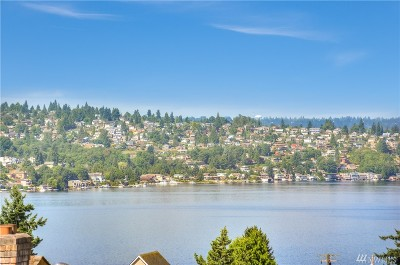 Renton Single Family Home For Sale: 2814 Park Ave N