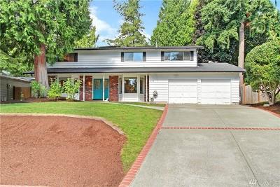 Kirkland Single Family Home For Sale: 10528 NE 122nd St